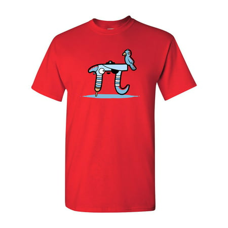 Randy Otter Pi-Rate DT Adult T-Shirt Tee (Top Rated Items)
