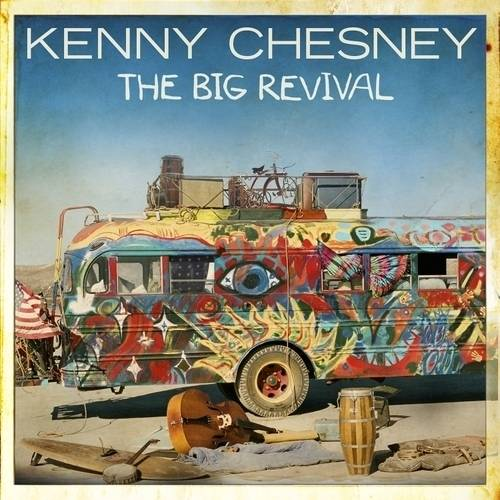 Kenny Chesney - The Big Revival (CD)