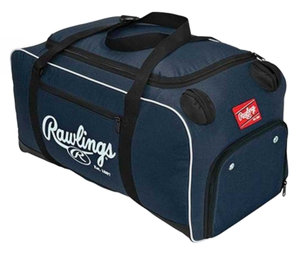 Rawlings Covert Duffle Bag Navy COVERT by Rawlings