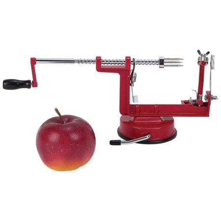 Apple Peeler/Corer/Slicer (Back To Basics Apple Peeler Instruction Manual)