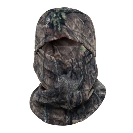Mossy Oak Breakup Country Fleece Face Mask (Mossy Oak Fleece Beanie)