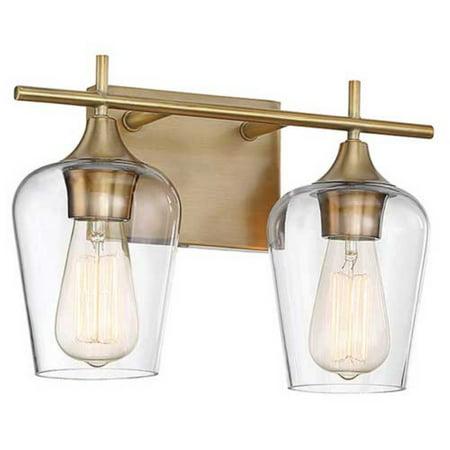 Savoy House Octave 8-4030-2-13 Bathroom Vanity Light
