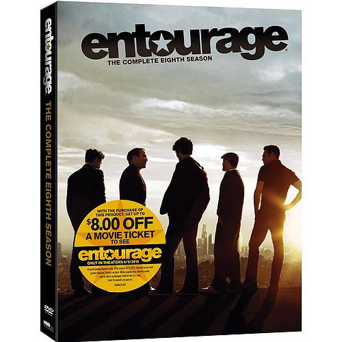 Entourage: The Complete Eighth Season (DVD + Entourage Movie Money) (Widescreen)