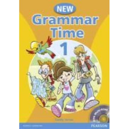 Student Pack (Grammar Time 1 Student Book Pack New Edition )