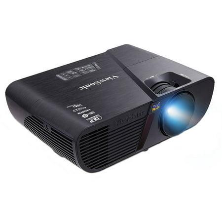 ViewSonic LightStream PJD5555W DLP projector - 3D