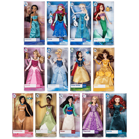 15dbe2601a486 2017 Series Disney Princess 12