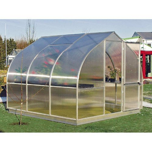 Hoklartherm RIGA III 9.6 x 10.5-Foot Greenhouse Kit