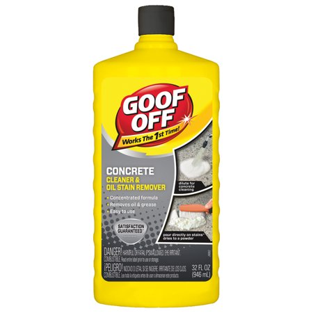 Goof OFF Concrete Degreaser