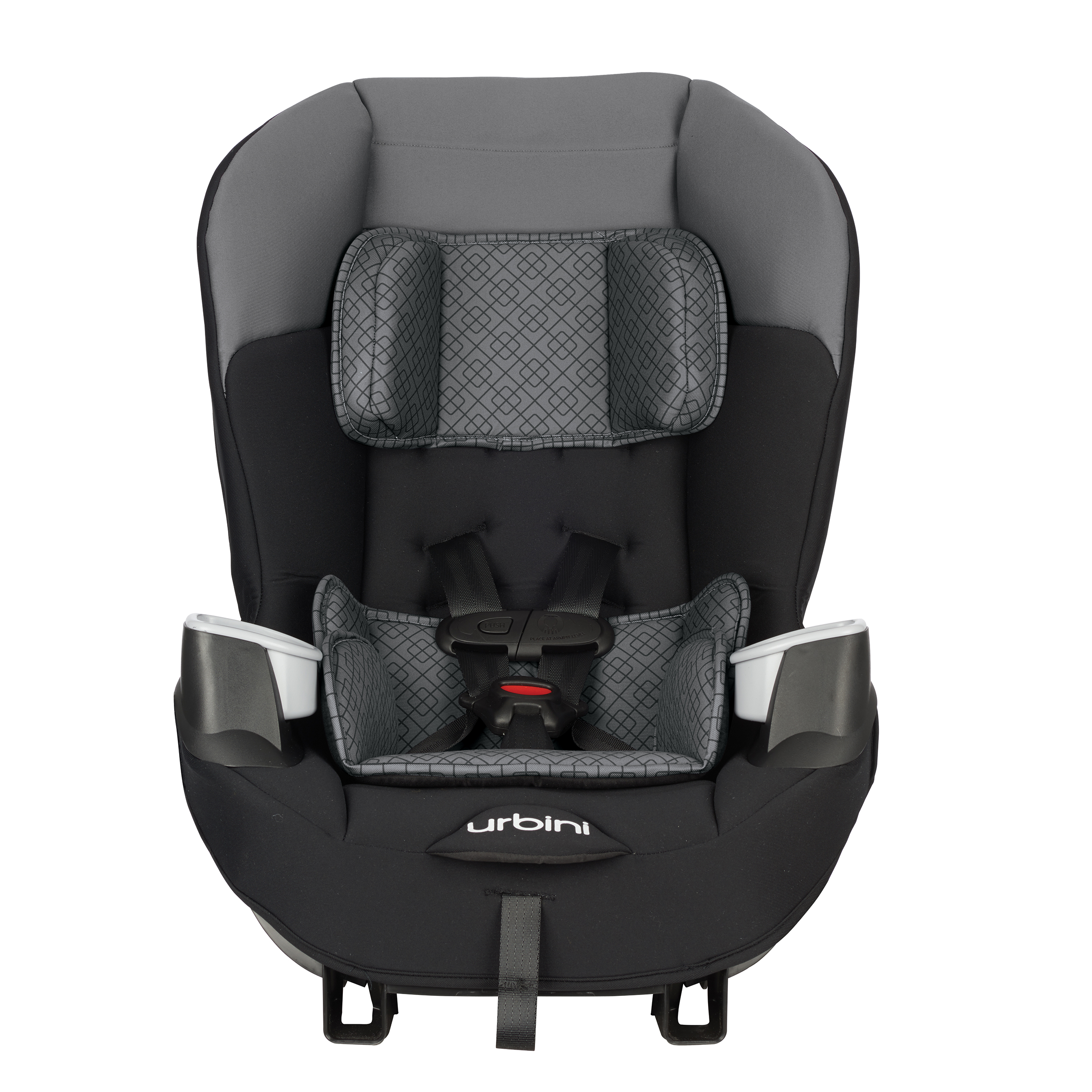 Urbini Presti Convertible Car Seat, Gray
