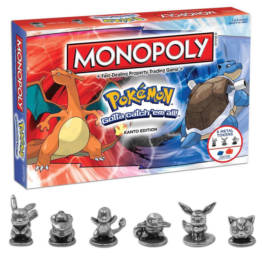 Bildergebnis für pokemon monopoly