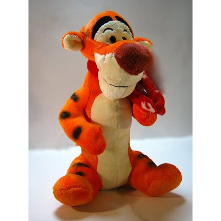 Winter Tigger Plush with Scarf, 10 By Best Made (Best Tog For Winter)