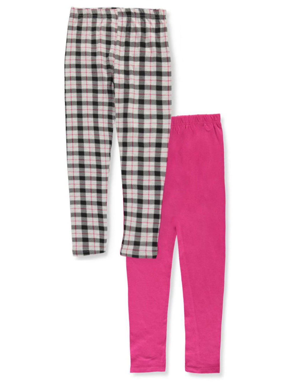 Pink Velvet Girls 2-Pack Leggings