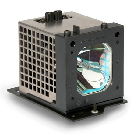 Hitachi 42V515 Projection TV Assembly with Original Osram P-VIP Bulb (My Hitachi Projection Tv Wont Turn On)