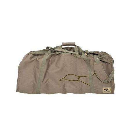 Avery 12-Slot Cinch Top Decoy Bag-Khaki-Full-Body Duck thumbnail