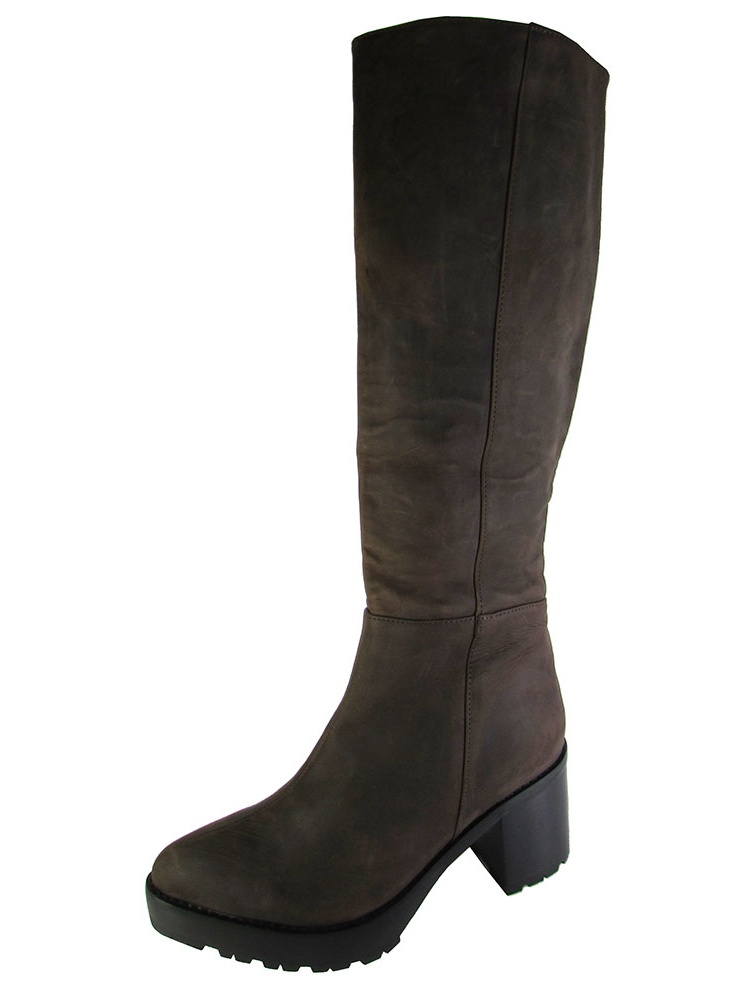 Jeffrey Campbell Womens Mammoth Knee High Boot Shoe