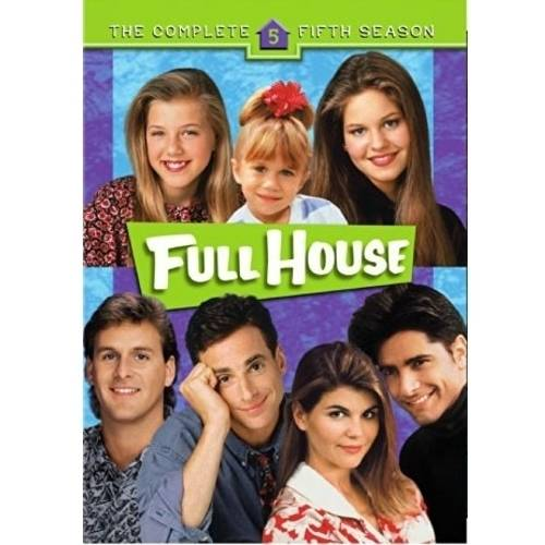 Full House: The Complete Fifth Season (Full Frame)