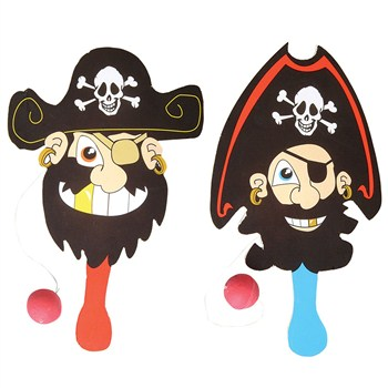 Pirate Paddle Ball -1