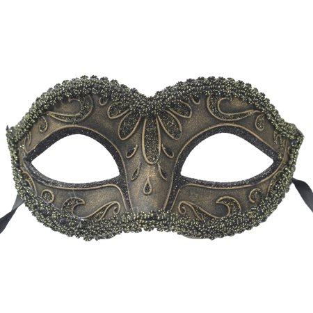 FANCY VENETIAN MASK - Bandit Party Costume - MASQUERADE