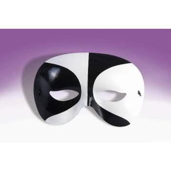 HALF MASK-VOODOO (Voodoo Mask)