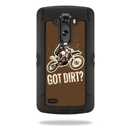 MightySkins Skin For Defender LG G3 Case, OtterBox Case | Protective, Durable, and Unique Vinyl Decal wrap cover Easy To Apply, Remove, Change Styles Made in the