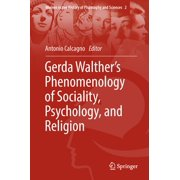 Gerda Walther's Phenomenology of Sociality, Psychology, and Religion - eBook