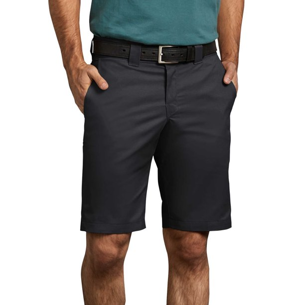 Dickies Dickies Mens Flex 11 Slim Fit Work Shorts Walmart Com Walmart Com