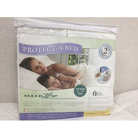 Protect-A-Bed Allerzip Mattress Encasement, Full/Double-11: 54