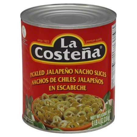La Costeña® Pickled Jalapeño Nacho Slices 100 oz. - Pickled Pearl Onions