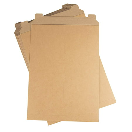 Rigid Stay Flat Mailers 7