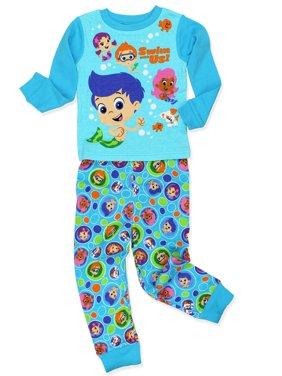 Bubble Guppies Toddler Boy's Girl's 2 Piece Long Sleeve Pajamas Set 21NS024ELL