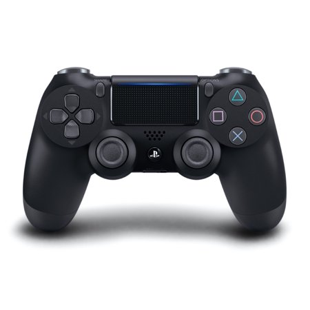 Sony Playstation 4 DualShock 4 Controller, Black,
