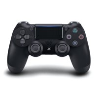 Sony Playstation 4 DualShock 4 Controller, Black, 711719504290