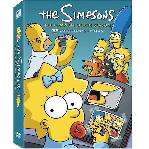 The Simpsons: The Complete Eighth Season (DVD) by TWENTIETH CENTURY FOX