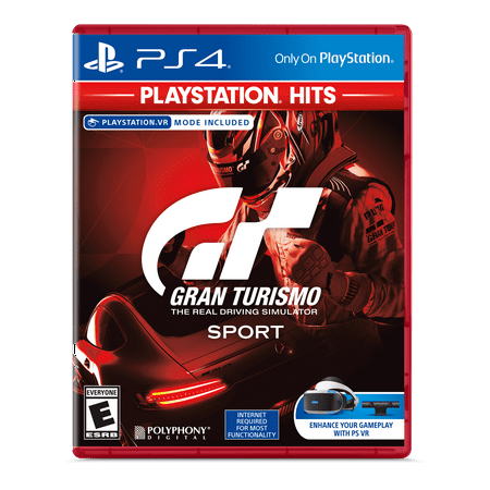 Gran Turismo Sport  PlayStation Hits, Sony, PlayStation 4, 711719534259