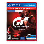 Gran Turismo Sport  PlayStation Hits, Sony, PlayStation 4, 711719534259