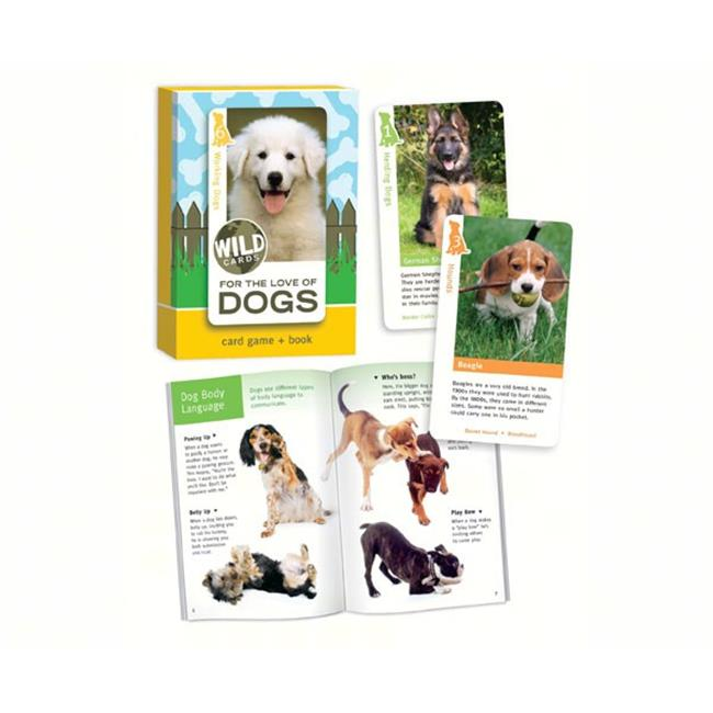 Dogs, Card Game and Book