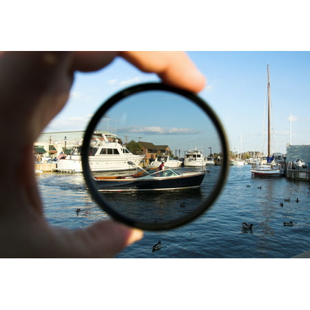 C-PL (Circular Polarizer) Multicoated | Multithreaded Glass Filter (67mm) Sony (Black Bcg's Glasses)