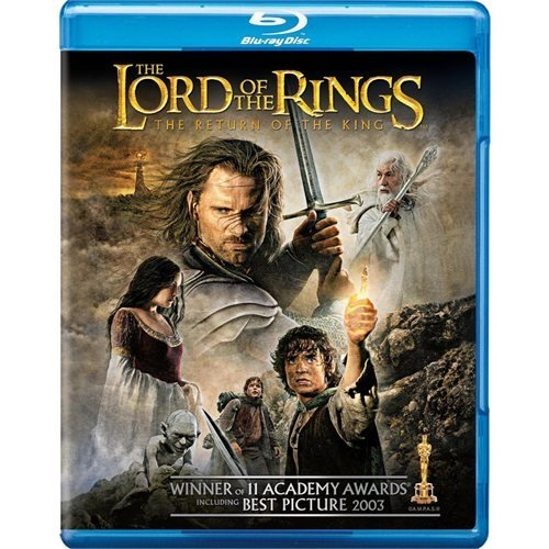 The Lord Of The Rings: The Return Of The King (Blu-ray) (Widescreen)
