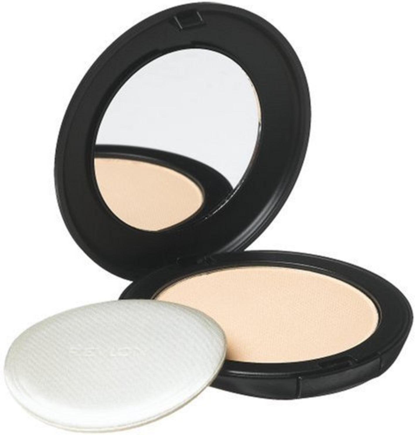 Revlon ColorStay Pressed Powder, Light [820] 0.3 oz (Pack of 4)