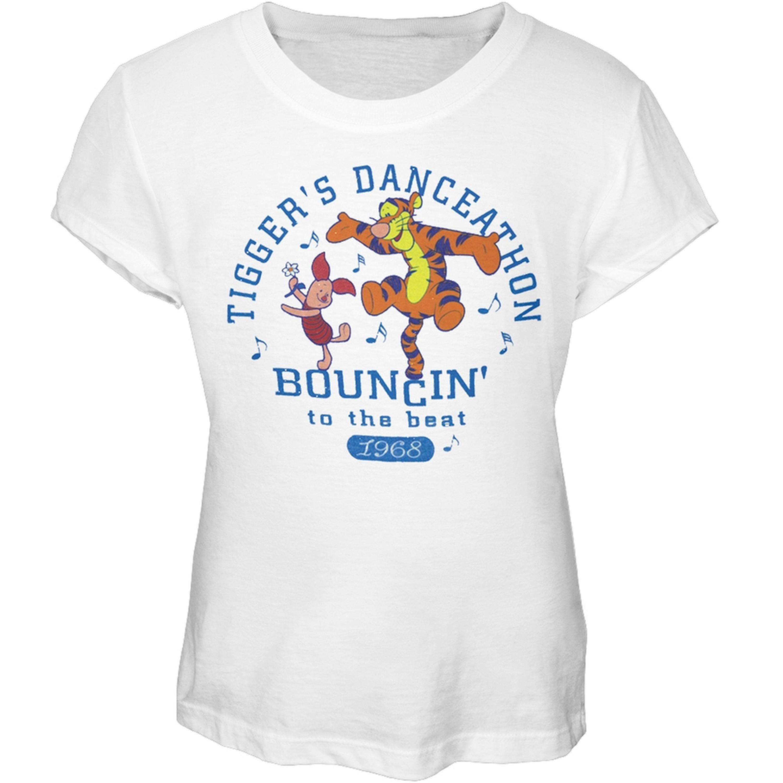 Winnie The Pooh - Danceathon Girls Youth T-Shirt