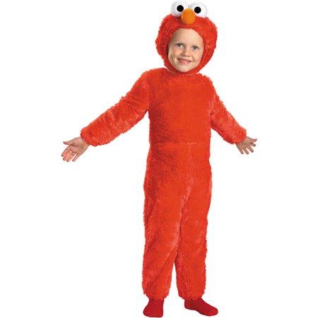 SESAME STREET ELMO 2T - Elmo Toddler Costume