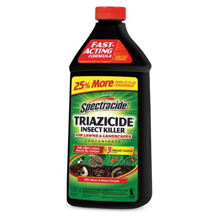 Spectracide® Triazicide® Insect Killer For Lawns & Landscapes Concentrate 40 fl oz