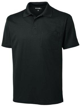 eaf3963e Product Image Sport-Tek Men's Snag Resistant Sport-Wick Pocket Polo Shirt