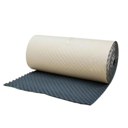 16sqft Studio Sound Acoustic Absorption Car Heatproof Foam Insulation Deadener 19.7