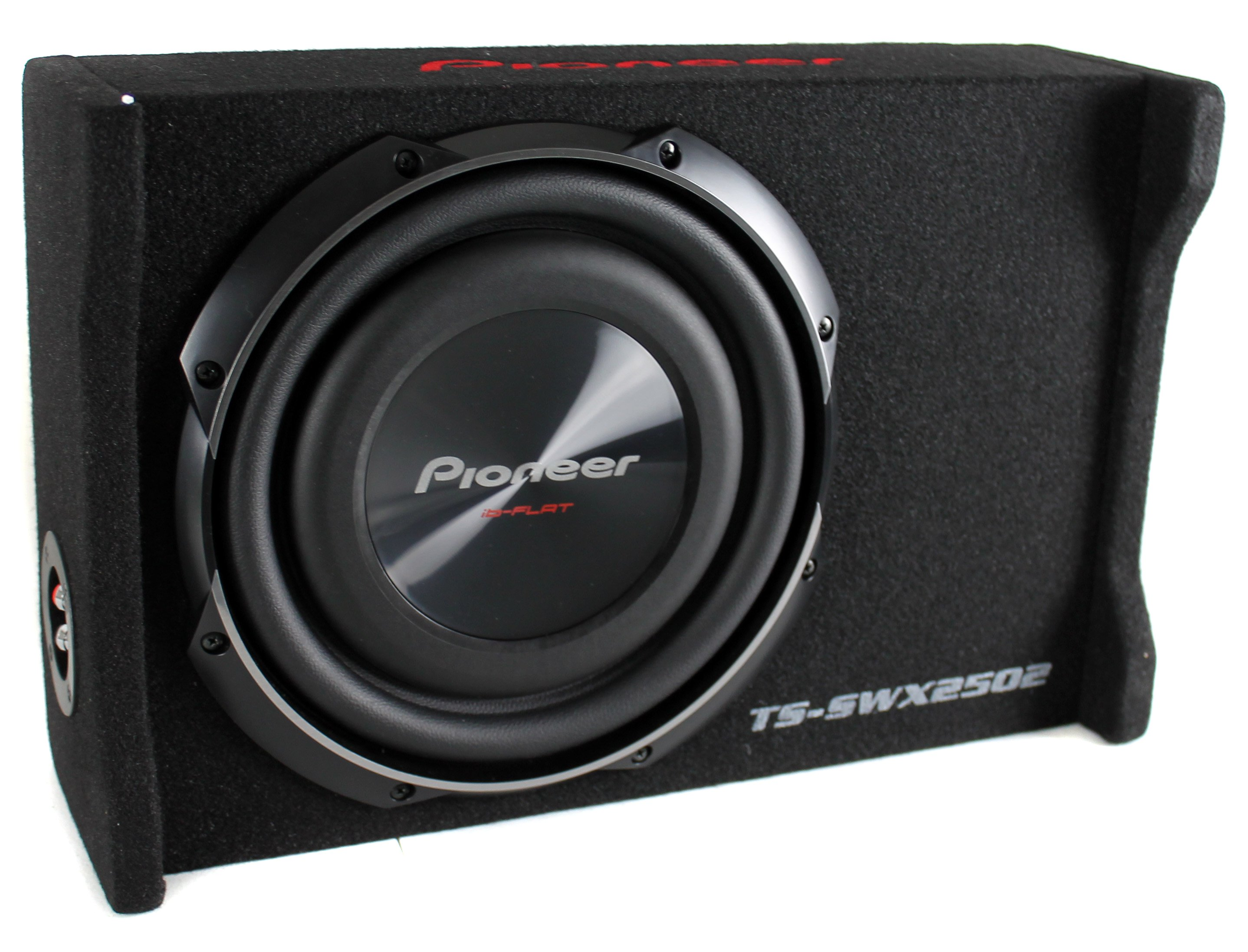 Kicker PT250 10 Subwoofer with BuiltIn 100W Amplifier Walmartcom