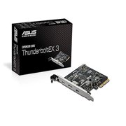 Asus ThunderboltEX 3 Thunderbolt/USB Adapter - PCI Express 3.0 x4 - Plug-in Card