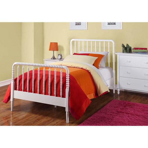 Jenny Lind Twin Bed, White   Walmart.com