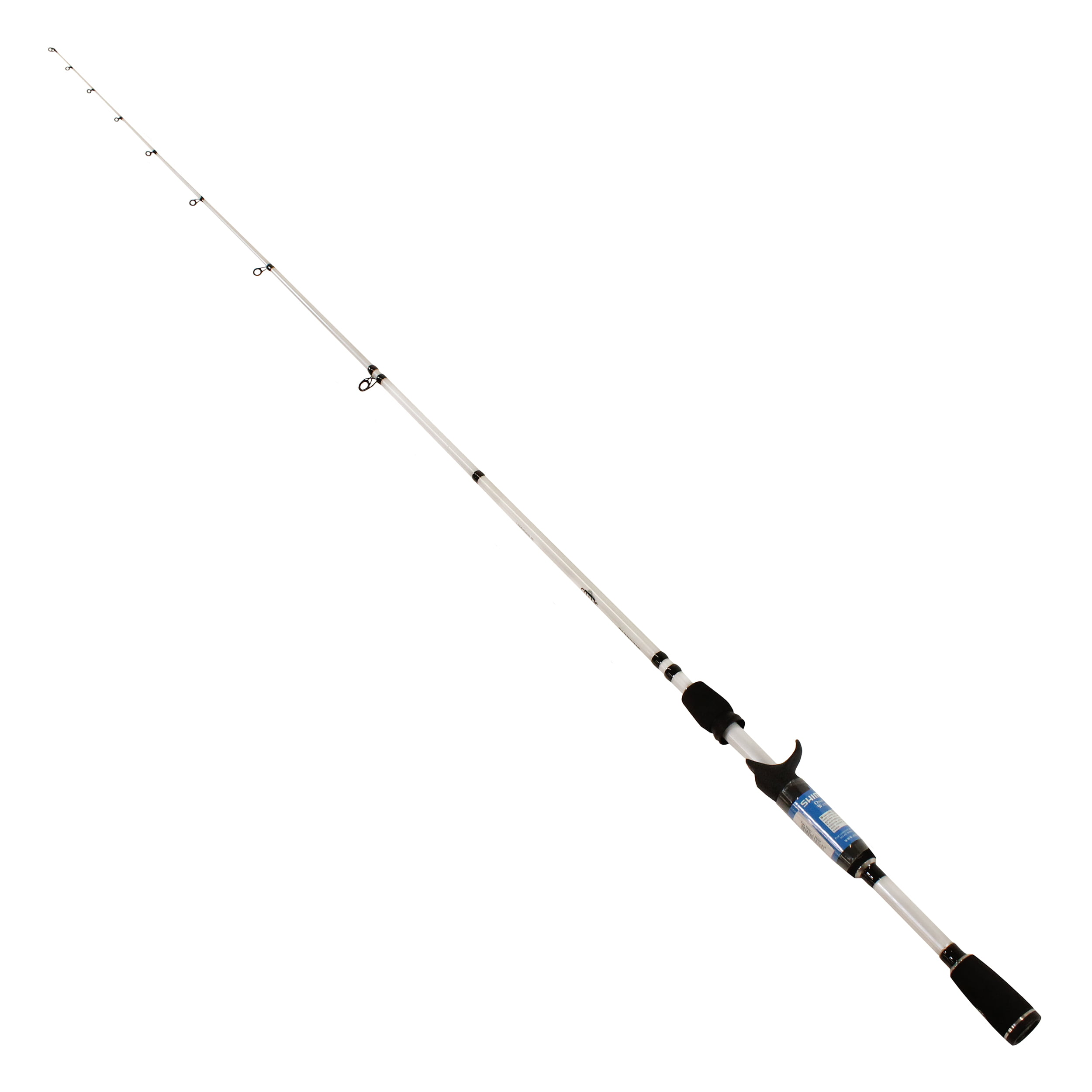 77742213d77 Shimano TDR Trolling Casting Rod 8' Length, 2 Piece Rod, 20-50 lb Line  Rating, 12