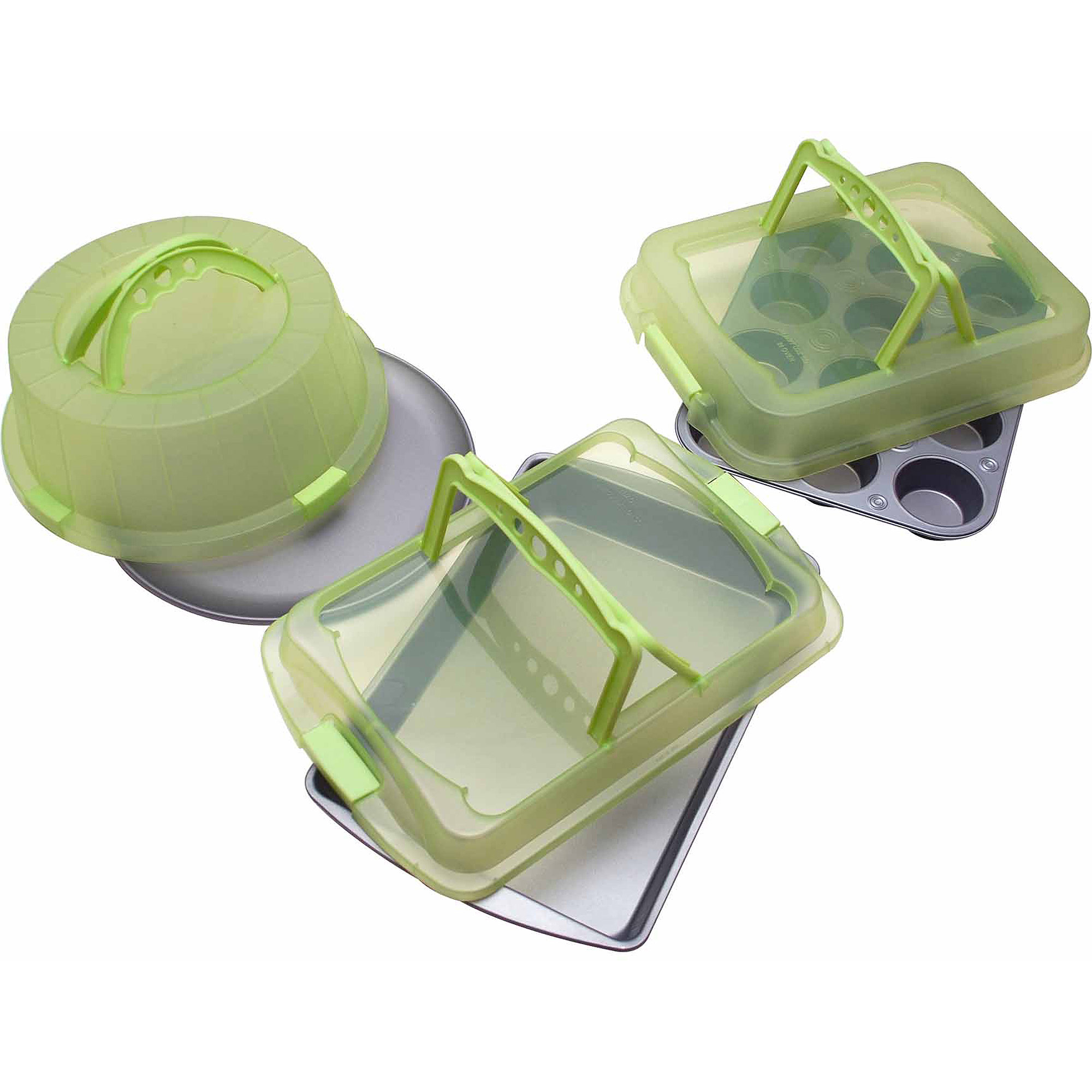 BakerEze Make and Take Bakeware Set