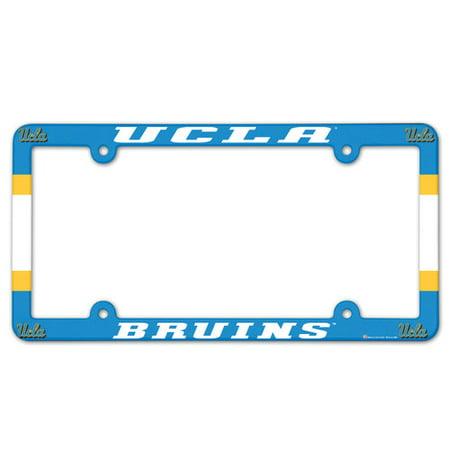 UCLA Bruins Plastic License Plate (Ucla Bruins Replica Helmet)